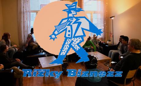 Velkommen til Rizky Biznezz