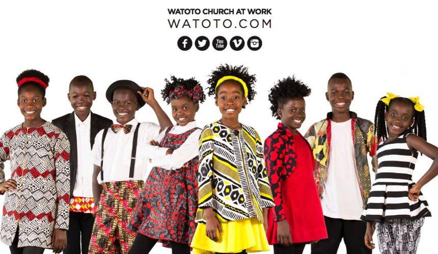 Konsert med WATOTO